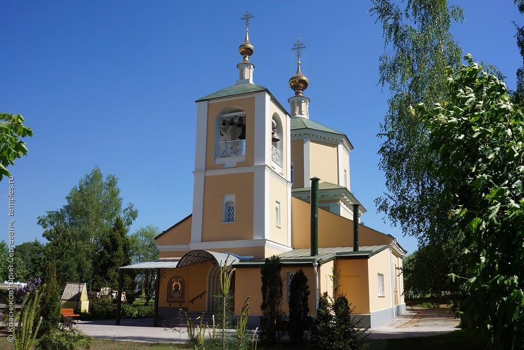 Спасская церковь микрорайона «Павельцево» г. Долгопрудного.jpg
